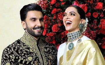 Deepika Padukone And Ranveer Singh's PDA Sees No Bounds, Wifey Calls Hubby 'My Super Drug'